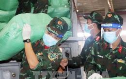 Thái Bình và Bình Phước hỗ trợ người dân TPHCM 60 tấn gạo, 5.000 túi an sinh