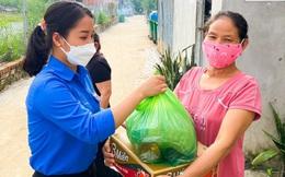 Nhiều tấm lòng vàng chung tay gửi 900 túi an sinh cho vùng dịch