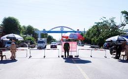 Nghệ An: TP Vinh bỏ chốt kiểm soát dịch về các huyện