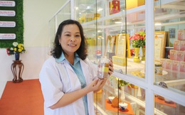 Nữ CEO say mê nghiên cứu đông trùng hạ thảo
