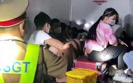 Các địa phương lên phương án tiếp nhận và cách ly 15 người trong thùng xe đông lạnh
