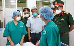 Tiền Giang: Cần nâng cao năng lực điều trị cho bệnh nhân Covid-19