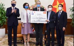Việt Nam nhận thêm gần 1,5 triệu liều vaccine AstraZeneca ngừa Covid-19