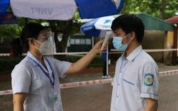 Hà Tĩnh: Đón học sinh trở lại trường sau thời gian học online