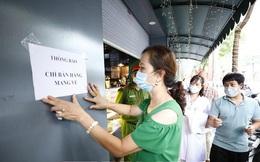 Từ 16/9, Hà Nội cho phép một số quận, huyện được bán hàng ăn mang về