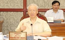 Bộ Chính trị cơ bản đồng tình với đánh giá của Ban Cán sự Đảng Chính phủ về công tác phòng chống dịch và phát triển kinh tế - xã hội