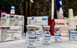 Vaccine ngừa Covid-19 Abdala của Cu Ba được Bộ Y tế phê duyệt