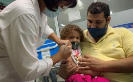 Đất nước đầu tiên tiêm vaccine Covid-19 cho trẻ em từ 2 tuổi