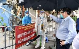 Điểm nóng dịch Thanh Xuân Trung có tân Bí thư phường sau khi Thủ tướng kiểm tra đột xuất
