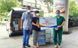10.000 phần quà gửi đến đội ngũ nhân viên y tế cơ sở tại TPHCM