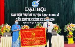 Hải Phòng hoàn thành tổ chức Đại hội đại biểu phụ nữ cấp huyện
