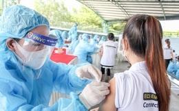 Việc rút ngắn thời gian 2 mũi tiêm vaccine AstraZeneca do địa phương quyết định