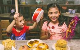 Nhớ thuở góp bưởi, góp bánh để phá cỗ Trung thu xưa