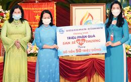 Bà Nguyễn Thị Việt Hà tái đắc cử Chủ tịch Hội LHPN tỉnh Hà Tĩnh nhiệm kỳ 2021-2026