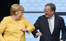 Thủ tướng Đức huy động sự ủng hộ cho ứng cử viên Laschet
