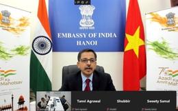 Ấn Độ hỗ trợ phát triển vaccine ngừa Covid-19 Nano Covax do Việt Nam sản xuất