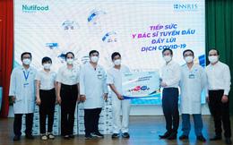 Nutifood  tặng  40.000 sản phẩm dinh dưỡng y học trị giá 1,3 tỷ đồng cho cơ sở y tế Đồng Nai