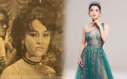 Mẹ Lâm Vỹ Dạ từng là Á hậu, nhan sắc được nhiều người khen ngợi