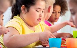 53% phụ huynh không biết con mình thừa cân