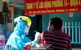 Cả nước ghi nhận 8.758 ca nhiễm mới, Hà Nam có 36 trường hợp