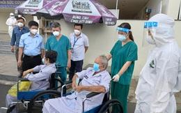 TPHCM: Đã có gần 2.000 bệnh nhân tại Bệnh viện hồi sức Covid-19 được xuất viện
