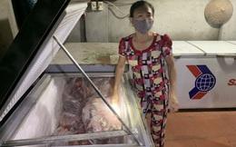 Phạt người phụ nữ mua thịt lợn nhiễm bệnh bán cho người dân địa phương