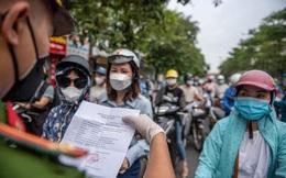 Chủ tịch Hà Nội: Biện pháp cấp giấy đi đường là việc mới, khó