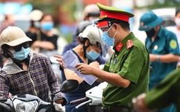 Có thay đổi trong cách cấp giấy đi đường tại Hà Nội