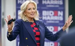 Đệ nhất phu nhân Jill Biden giảng dạy trực tiếp trở lại