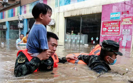 Gần một nửa số trẻ em trên thế giới phải sống trong điều kiện khí hậu nguy hiểm