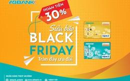 Hoàn tiền 30% khi mua sắm online với ABBANK YOUcard dịp Black Friday