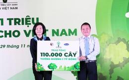Vinamilk góp phần nâng cao nhận thức bảo vệ môi trường tại Bình Định