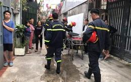 Hà Nội: Cháy lớn trong hẻm, 3 bà cháu tử vong thương tâm