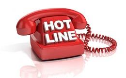 Đường dây nóng của Tổng cục Quản lý thị tường tiếp nhận thông tin các hành vi vi phạm pháp luật