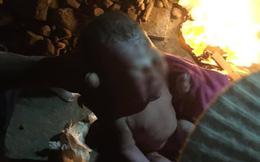 Hà Nội: Phát hiện bé sơ sinh bị bỏ rơi trong đêm lạnh giá
