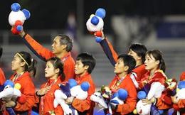 Chủ tịch Quốc hội Nguyễn Thị Kim Ngân chúc mừng 2 đội tuyển bóng đá Việt Nam