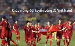Agribank tặng mỗi đội tuyển bóng đá Việt Nam 1 tỷ đồng