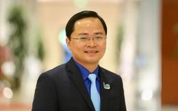 Anh Nguyễn Anh Tuấn giữ chức Chủ tịch Hội Liên hiệp Thanh niên Việt Nam
