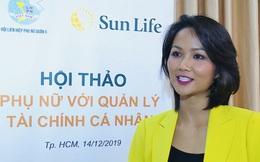"""Hoa hậu H'Hen Niê đồng hành cùng """"Phụ nữ với quản lý tài chính cá nhân"""""""