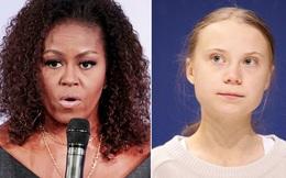 Cựu đệ nhất phu nhân Mỹ Michelle Obama lên tiếng bênh vực nhà hoạt động môi trường Greta Thunberg