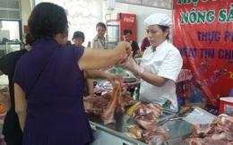 Thực phẩm ngày Tết nối nhau tăng theo giá thịt lợn