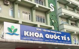 BV Nhi TƯ thừa nhận phát thuốc kháng sinh hết hạn cho bệnh nhi 12 tháng tuổi