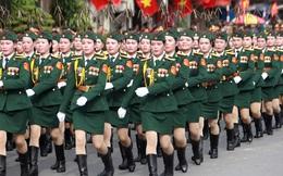 Nâng cao vai trò, vị thế của phụ nữ quân đội