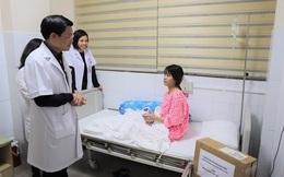 Cứu sống mẹ con sản phụ bị hội chứng 35 nghìn người mang thai mới có 1 ca mắc