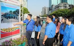 Triển lãm ảnh và tư liệu về Quân đội Nhân dân tại TPHCM