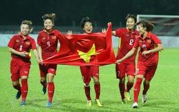 Đội tuyển bóng đá nữ tiếp tục phát huy phẩm chất con cháu Bà Trưng, Bà Triệu