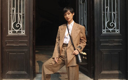 Fashionista Việt phối đồ cực chất xuống phố đón Noel