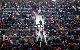 Ngành đường sắt Trung Quốc chuẩn bị cho cuộc ''đại di cư mùa Xuân''