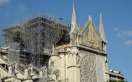 Lần đầu tiên trong 200 năm Nhà thờ Đức Bà Paris không cử hành Thánh lễ