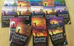 """25.000 cuốn """"Hạt giống tâm hồn"""" trao tặng người khuyết tật, phạm nhân và các thư viện"""